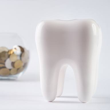Model tooth